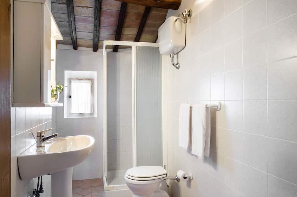 Chambre Double Romantique, 1 chambre, non-fumeurs - Salle de bain