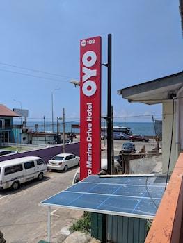 Colombo — zdjęcie hotelu OYO 102 Metro Marine Drive Hotel