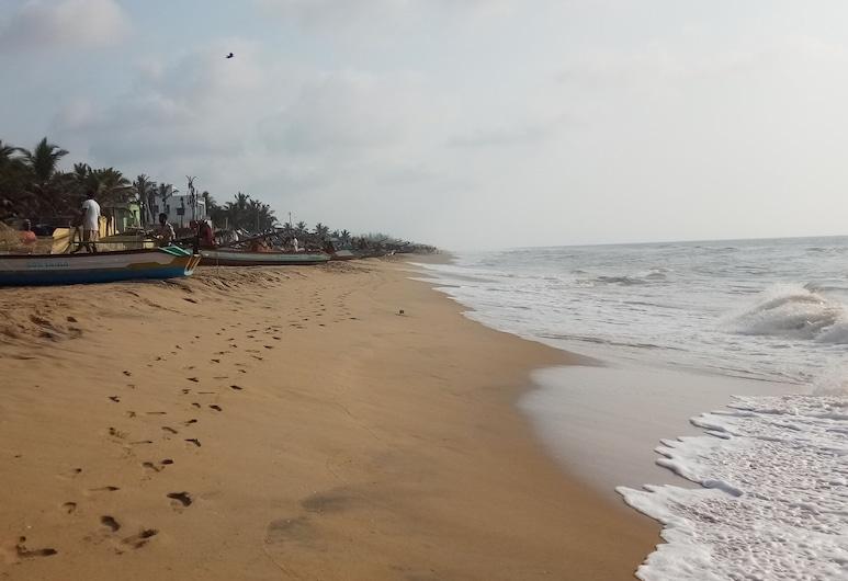 梅亞海灘漫步酒店, 馬哈巴利普蘭, 海灘