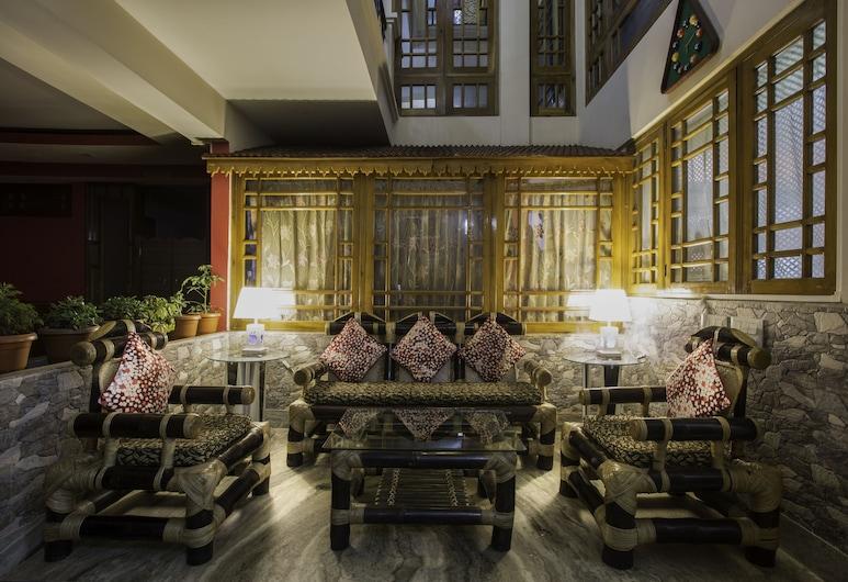 Hotel White Yak, Νταρτζίλινγκ, Ρεσεψιόν