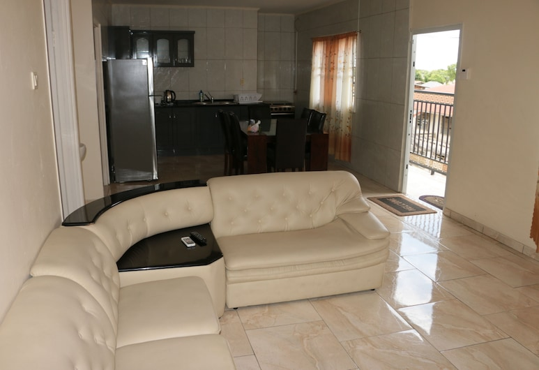 Happy Holidays Residences, Paramaribo, Familie appartement, 2 slaapkamers, Kamer