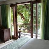 ห้องเพรสซิเดนเชียลสวีท, เตียงคิงไซส์ 1 เตียง, ระเบียง - ระเบียง