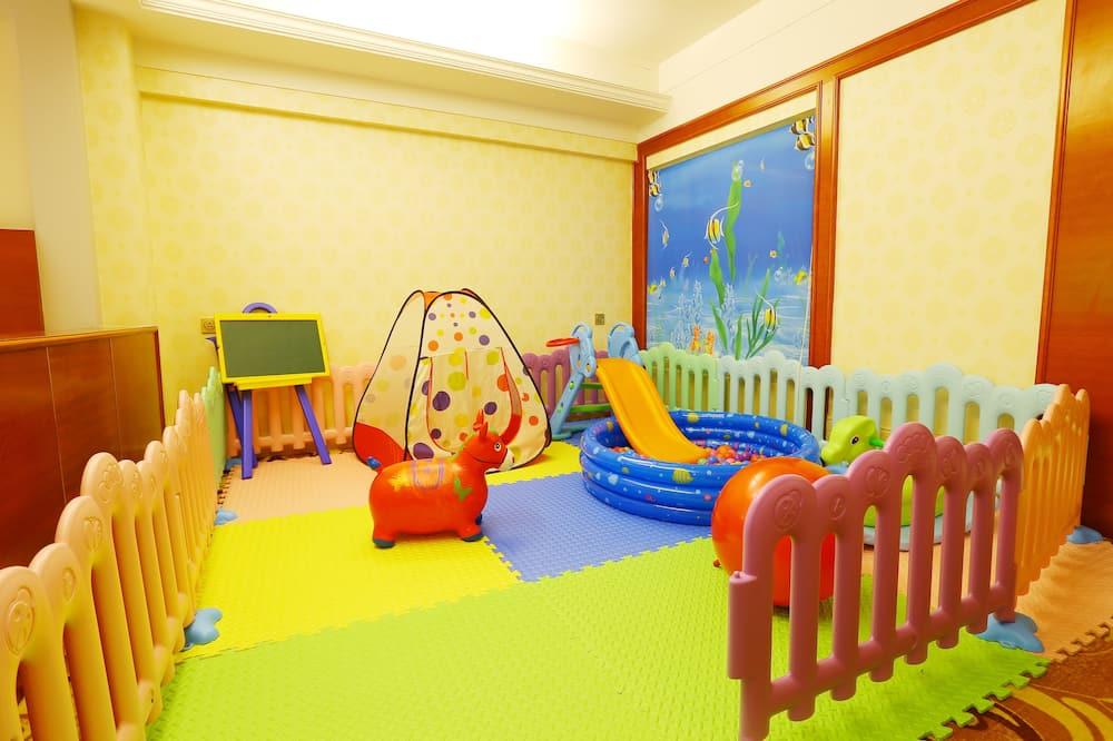 Habitación familiar - Habitación decorada para niños