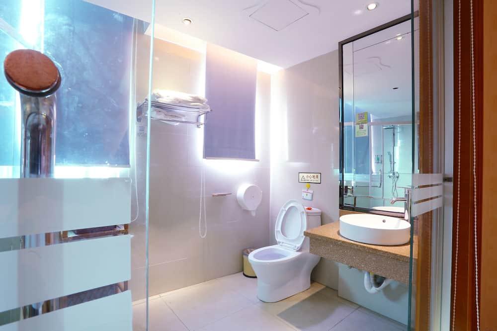 Chambre Luxe avec lits jumeaux - Salle de bain
