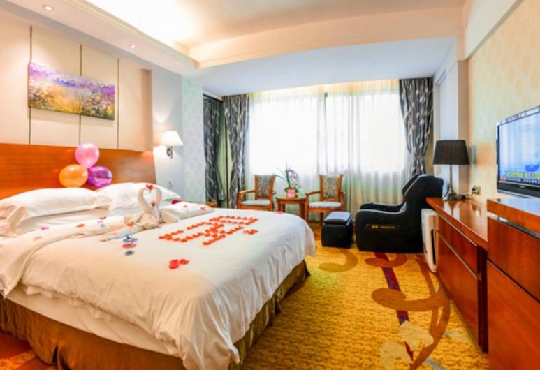 Victoria Hotels, Foshan, Romantik-dobbeltværelse, Værelse