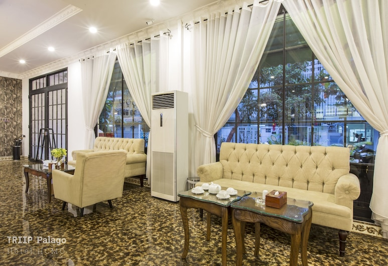 Palago Hotel, Ho Chi Minh City, Sala de Estar do Lobby