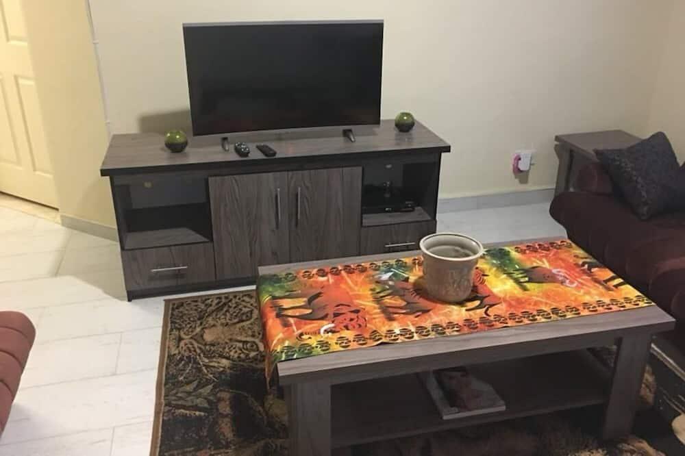 Kamar Double Basic - Ruang Keluarga