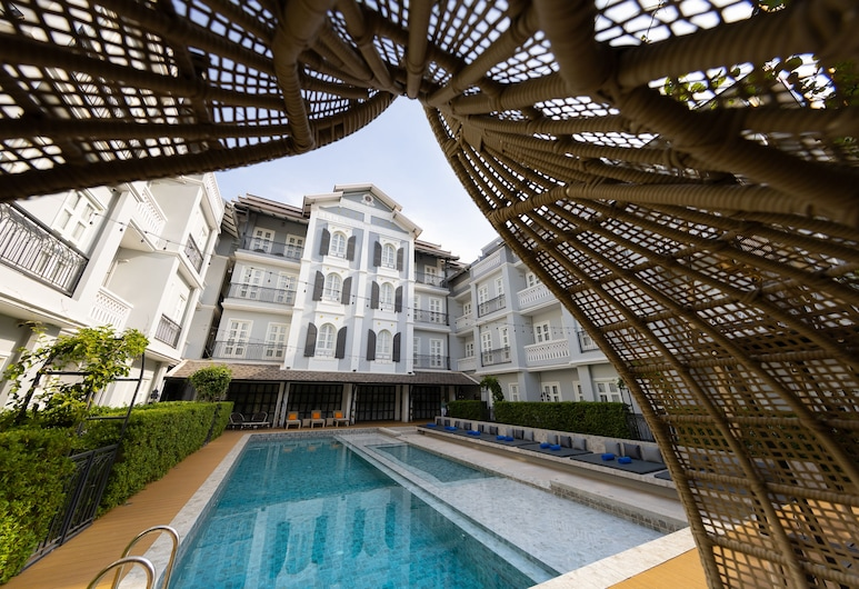 Le Thatluang d'oR Boutique Hotel, Vientiane, Outdoor Pool