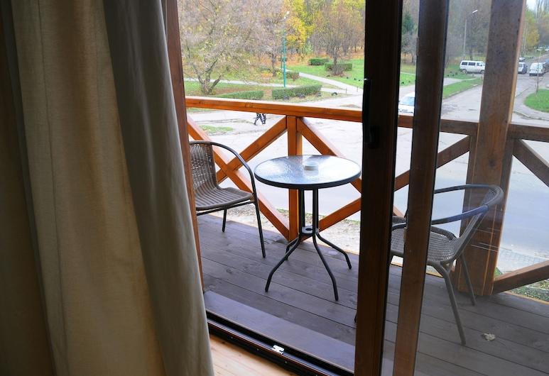 Patio di fiori, Lutsk, Double Room, Terrace, Terrace/Patio