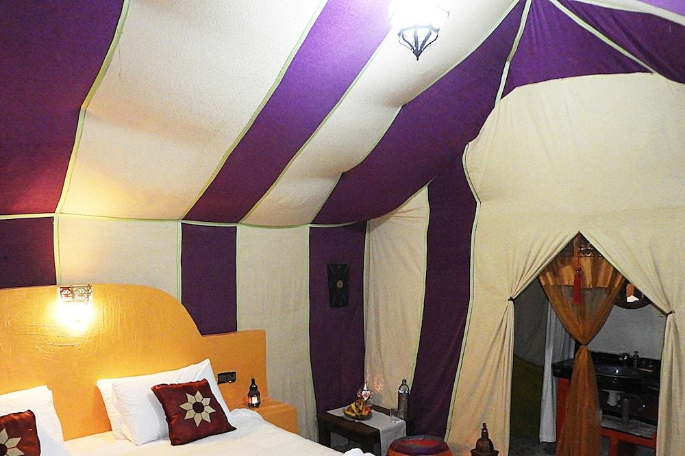 Luxury-telttamajoitus, 1 suuri parisänky, Tupakointi kielletty, Vuoristonäköala - Kylpyhuone