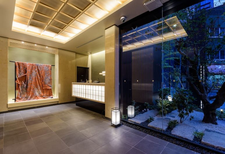 MIMARU TOKYO UENO EAST, Tokyo, Khu lounge tiền sảnh