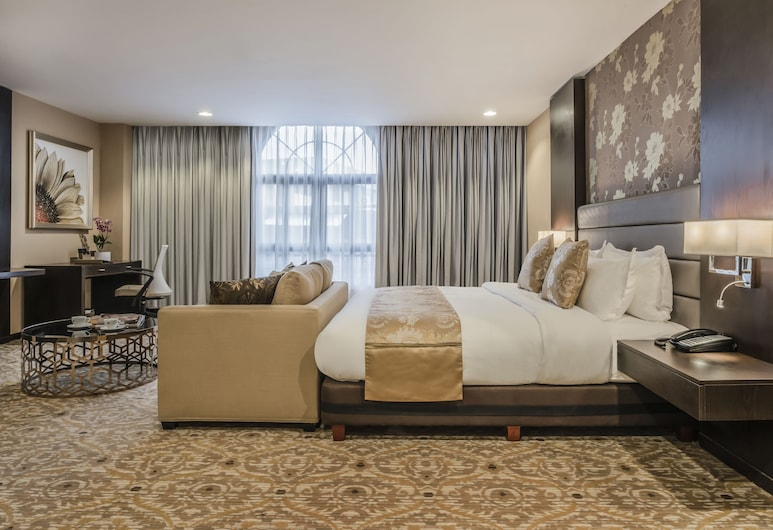 Marcian Garden Hotel, Zamboanga, Executive Suite, 1 King Bed, Guest Room