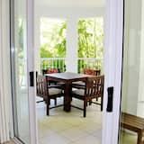 Apartment, 3Schlafzimmer, Balkon, Gartenblick - Balkon