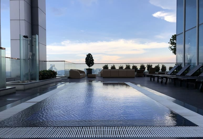 KLCC 沃塔克斯奢華套房酒店, 吉隆坡, 兒童泳池