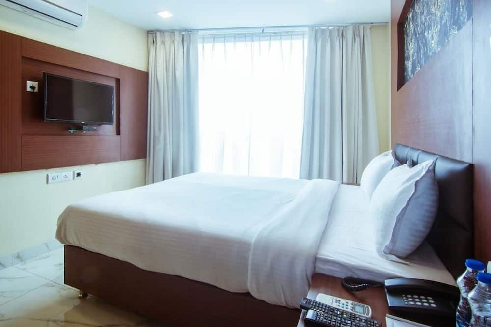 Standardna dvokrevetna soba, 1 spavaća soba, za pušače, hladnjak - Soba za goste