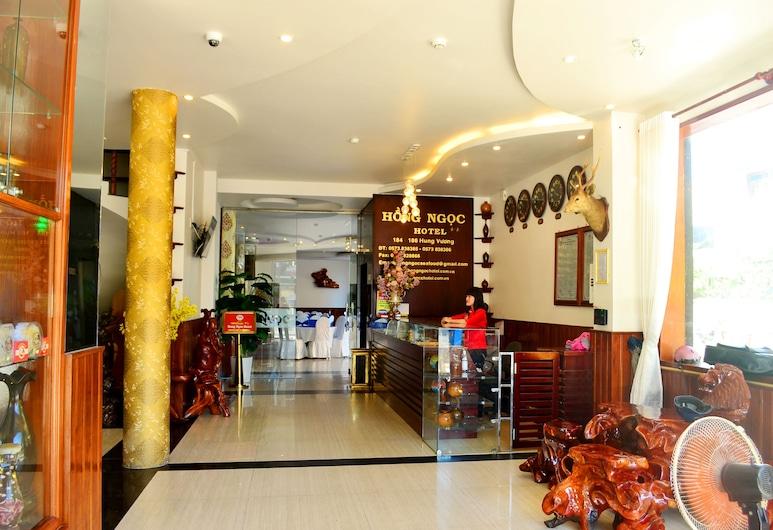 Hong Ngoc Hotel, Tuy Hoa, Λόμπι