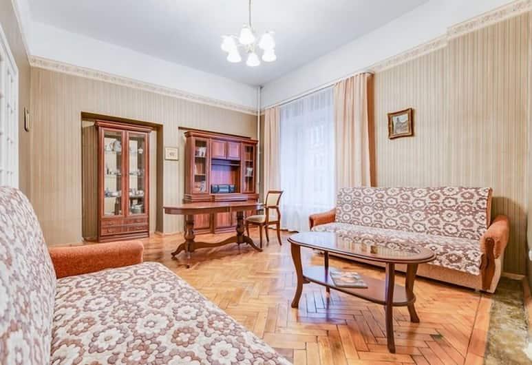 Апартаменты Ludwig на Невском 107, Санкт-Петербург, Апартаменты, Номер