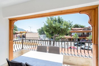 Marmaris bölgesindeki XOX Apart Hotel resmi