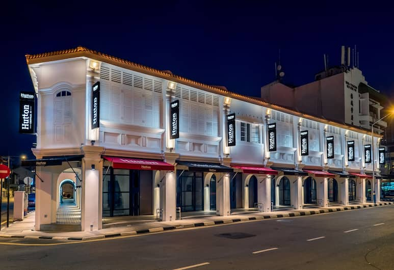 Hutton Central Hotel, George Town