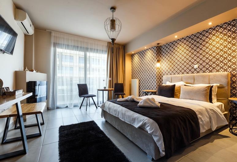 Limani Comfort Rooms, Thessaloniki, Comfort tweepersoonskamer, Kamer