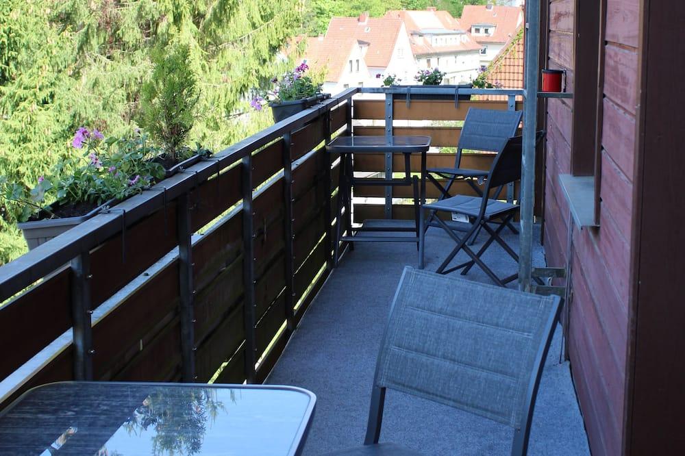Tweepersoonskamer, Balkon - Balkon