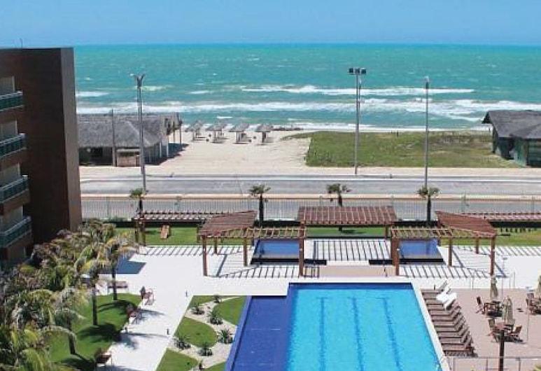 Apartamento VG Fun Praia do Futuro, Fortaleza, Πρόσοψη καταλύματος