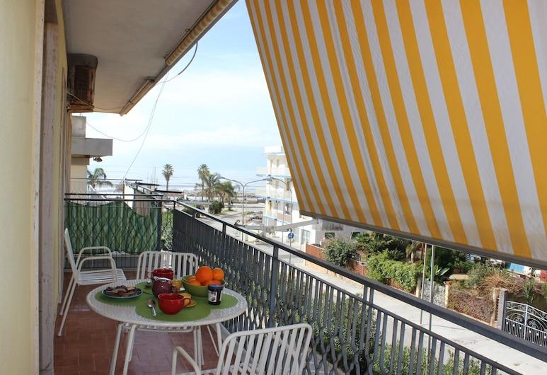 Lucy Apartment, Ragusa, Terrass