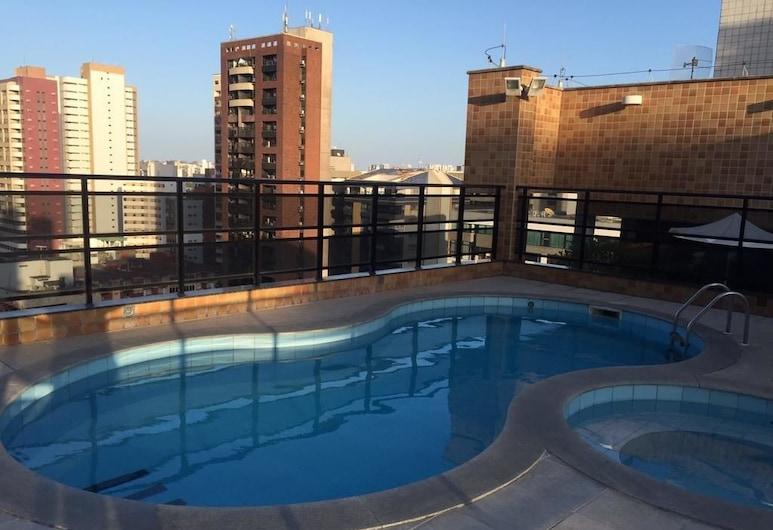 Apartamento 2 quartos Espetacular, Fortaleza, Hồ bơi tại sân thượng