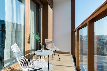 Gdańsk — zdjęcie hotelu Elite Apartments Oliwa Business Center