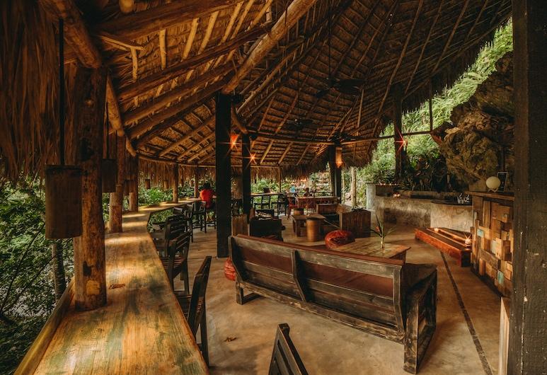 Unique Exotic Eco Hotel, Samana, Lobby