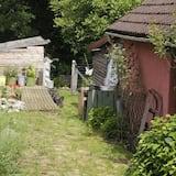 Chambre Double - Vue sur le jardin