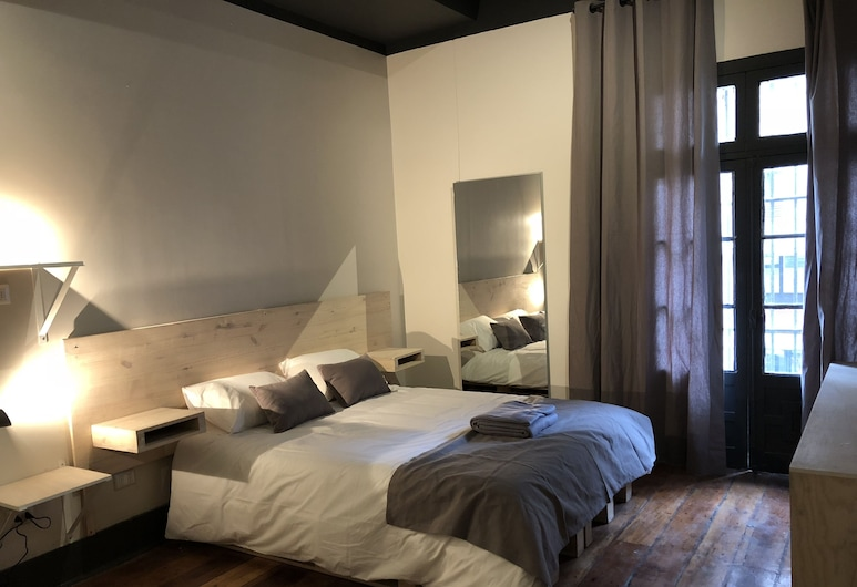 Hostel Boutique Merced 88, Santiago, Superior Double Room, 1 Double Bed, Private Bathroom, Guest Room