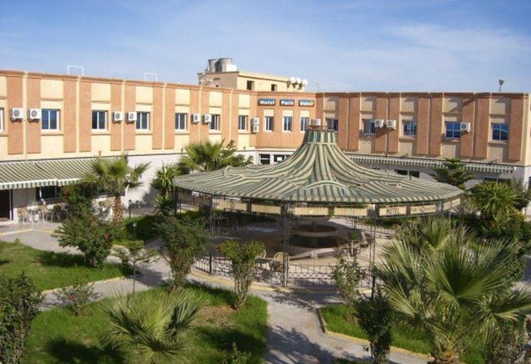 Motel Paris Dakar, Al-Arwi, Taras/patio