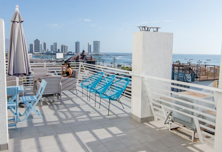 Playa Stay Work and Play, Iquique, Sundeck