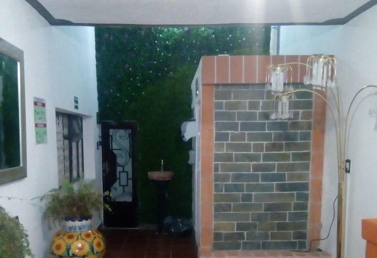 Hostal Doña María - Hostel, Queretaro, Recepcija
