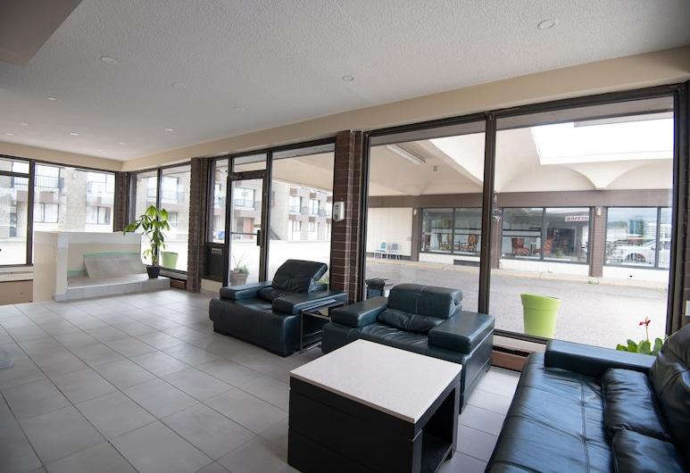 North Star Inn & Suites, Πρινς Τζόρτζ, Ρεσεψιόν