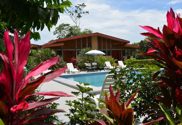 Villas Allen, פוארטו וייחו דה טלמאנקה, גינה