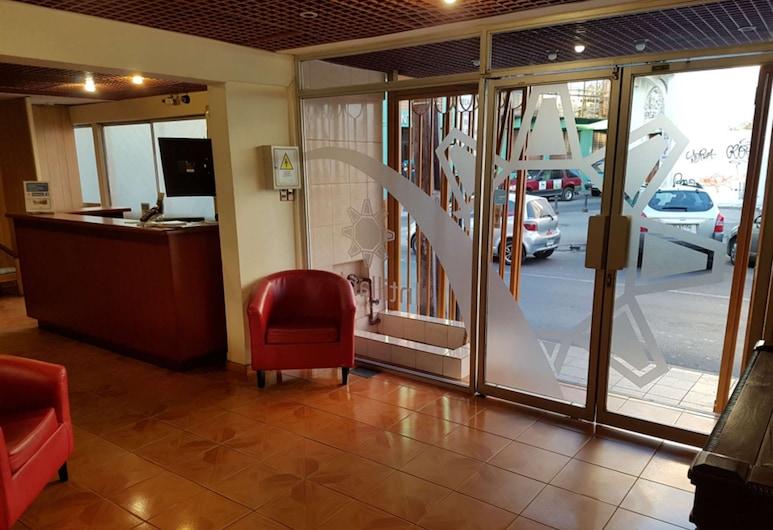 Hotel Inti-Llanka, Iquique, Wejście wewnętrzne