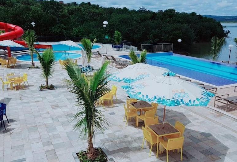 Resort do lago, Caldas Novas, Outdoor Pool