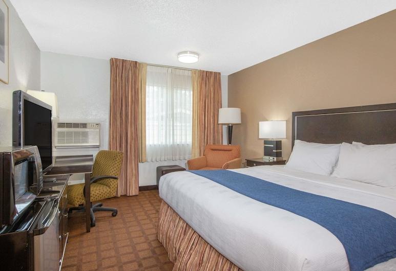 Baymont by Wyndham Roseburg, Roseburg, Apartmán, 1 extra veľké dvojlôžko, nefajčiarska izba, Hosťovská izba