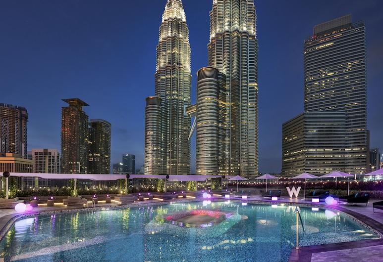 W Kuala Lumpur, Kuala Lumpur, Pool