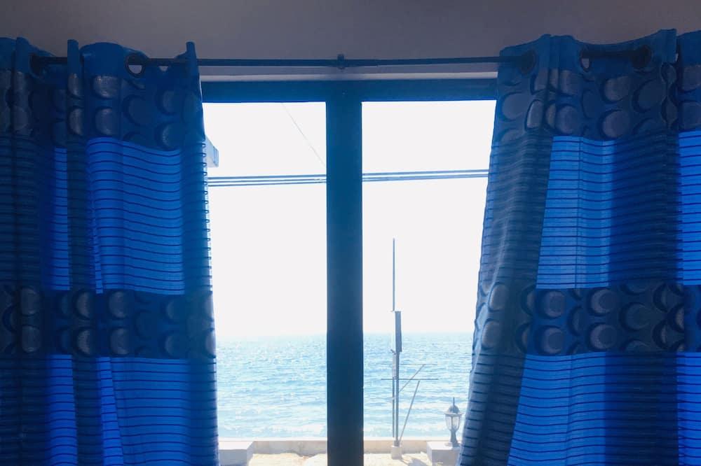 Phòng đôi Deluxe, 1 giường cỡ queen, Không hút thuốc, Quang cảnh biển - Quang cảnh biển