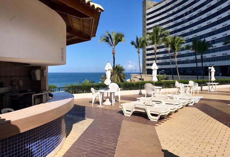Ondina Apart Hotel Residence, Salvador, Outdoor Pool