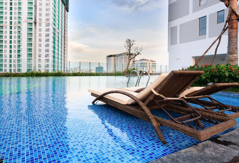 Rivergate Apartment, Ho Chi Minh City, Outdoor Pool