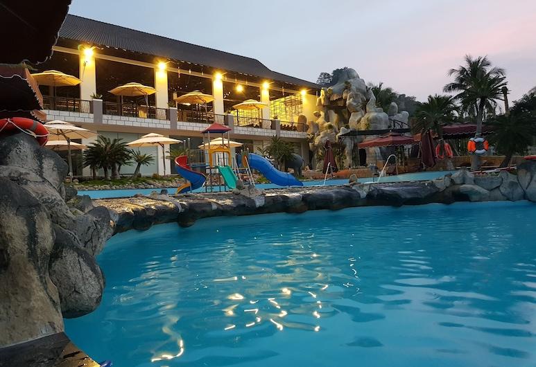 Sang Nhu Ngoc Resort, Tinh Bien, Outdoor Pool