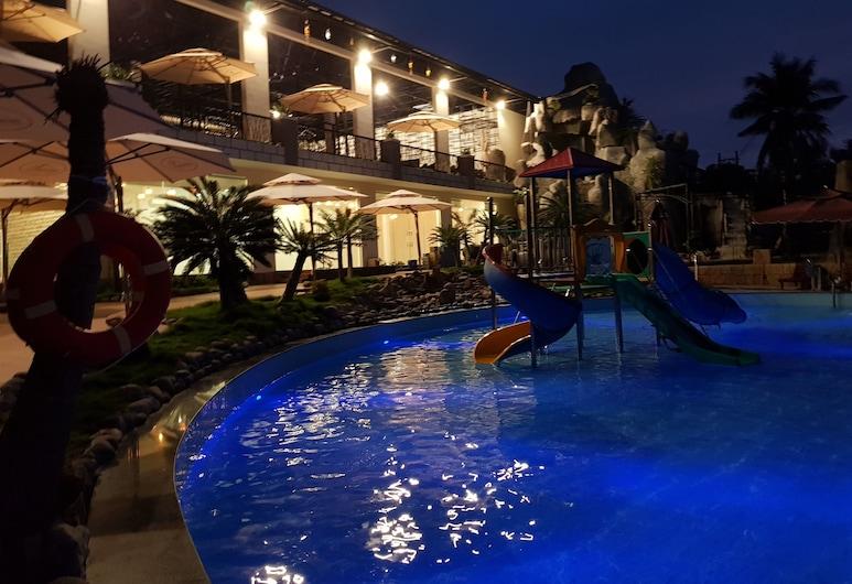 Sang Nhu Ngoc Resort, Tinh Bien, Buitenzwembad