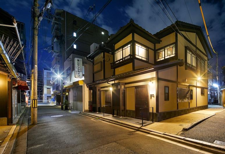 야도루 교토 하나레 에이게츠, Kyoto, 숙박 시설 정면 - 저녁