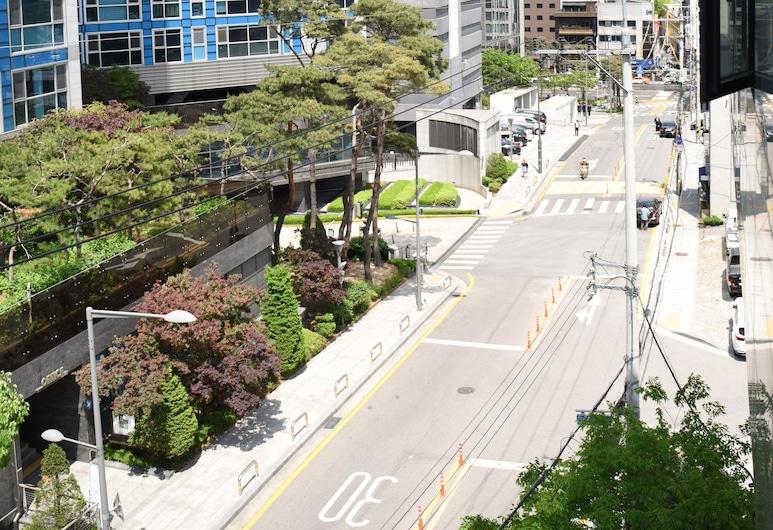 明洞南山森林飯店, 首爾, 都會雙人房, 1 張加大雙人床, 非吸煙房, 冰箱, 客房景觀