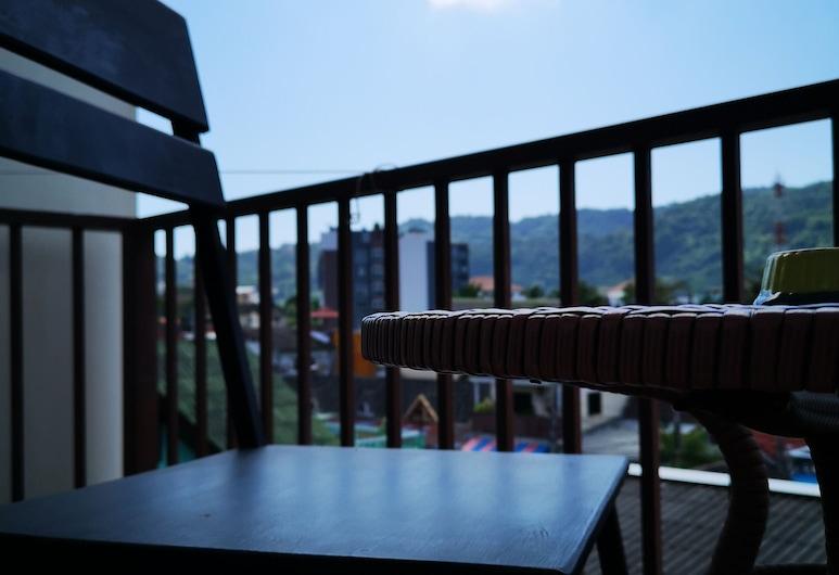 The Guide Hometel, Karon, Standard Double Room, Balcon