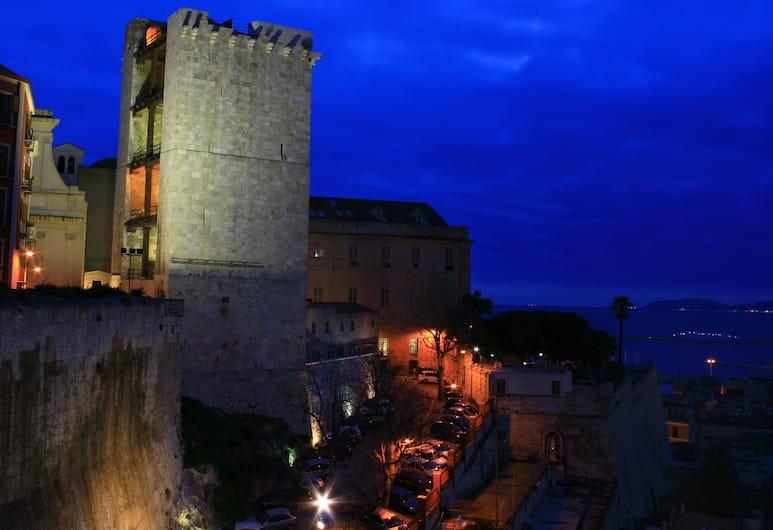 La Casa delle Carrozze, Cagliari, Pogled iz objekta